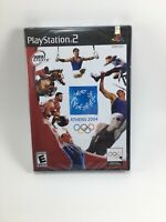 Athens 2004 (Sony PlayStation 2, 2004) BRAND NEW Sealed Hole Punched