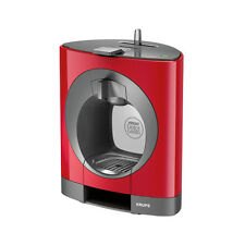 Krups Dolce Gusto Oblo 3 Cups Coffee Maker - Red