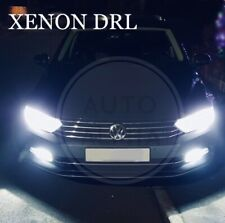 VW PASSAT B7 2010-2014 DRL LED XENON BRIGHT WHITE DAYTIME RUNNING LIGHT BULBS