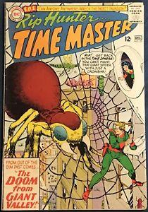 Rip Hunter Time Master #29 Dec 1965 Gil Kane Cover
