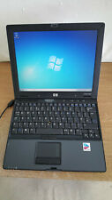 "HP NC4200 Laptop Notebook 2GB 12.1"" 60GB Windows 7 Office Wi-Fi Bluetooth Cheap"