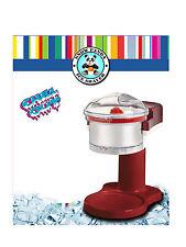 Domestic Electric Ice Crusher Ice Shaver Slush Maker Gola Maker