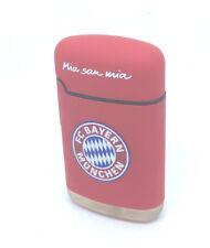 FC Bayern München Feuerzeug Easy Torch 8 - Jet Lighter Gas Fussball Mia san mia