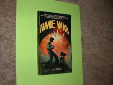 1974 Dell 8625 Time War Frazetta Cover Lin Carter Bright VG+ Free Shipping