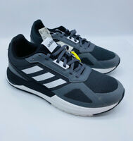 Adidas Men's Run 80S Athletic Running Sneakers Black / Grey / White US 9.5 #R-5