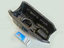 Para Nissan Micra K11 1.0 1.3 1.4 16V Calidad Motor Cárter De Aceite Pan con sellador