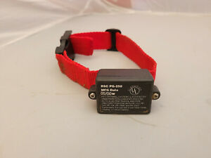 PetSafe RSC PG-250 In-Ground Dog Fence Receiver Collar Boundary