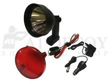 Hunting Lamp Light LED CREE Spot Handheld Rechargable Red Filter