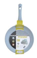 Poêle à Frire En Pierre Aluminium Revêtement Antiadhésive 24 cm Induction Neuf
