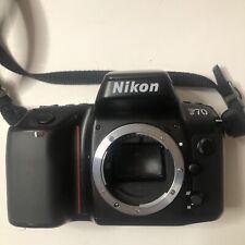 Nikon N70 / F70 35mm SLR Film Camera Body Only