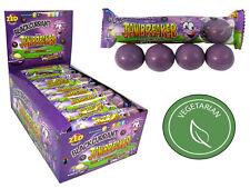 Zed Candy BLACKCURRANT Jawbreakers VEGETARIAN HALAL Gobstopper BubbleGum Sweets