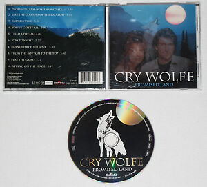 Cry Wolfe - Promised Land