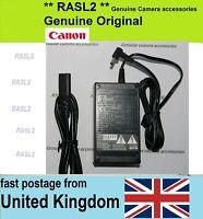 Genuine Original Canon Charger CA-570 Vixia Legria HF G40 G30 G25 G20 HG10 HF200
