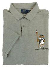 Polo Ralph Lauren Rowing Boat Nautical Hat-Scarf-Bear Mesh Classic Fit Shirt XL
