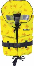 BALTIC PRINT BABY Lifejacket  3-15 Kg Life Jacket UV Yellow