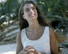 8x10 Print Brooke Shields Blue Lagoon 1980 #BS93