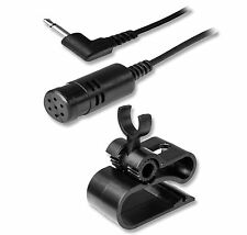 Mikrofon für Pioneer AVIC AVH DEH Autoradio mit Bluetooth 2,5mm Klinke