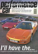 Cars, 1990s Transportation Monthly August Magazines