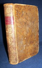Goethe   THE SORROWS OF YOUNG WERTHER   early English edition  1801  W. Render