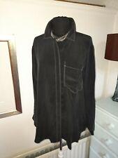 M & S Autograph 100% Silk Blouse - Black  - UK 16 -