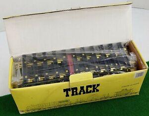 "ARISTO-CRAFT TRAINS STRAIGHT TRACK BRASS ART-11000 12"" PCS G-SCALE NEW!!"