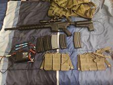 KRYTAC Full Metal Trident MK-II SPR KeyMod AEG Airsoft Rifle KTAEG-TR2SPR.