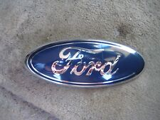 08 09 10 11 FORD FOCUS REAR TRUNK EMBLEM LOGO BADGE SIGN SYMBOL NAME OEM USED