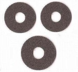 Daiwa carbontex drag washers ALPHAS SV 105, 105L, 105SH, 105SHL