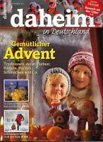 """Magazin """"daheim - in Deutschland"""", Dezember 2011"""