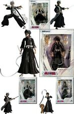 Square Enix Play Arts Kai Bleach Toshiro Hitsugaya & RUKIA MISB Unopened READ!!!