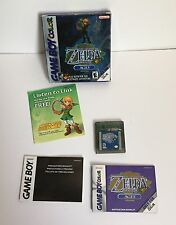 The Legend Of Zelda Oracle Of Ages - Game Boy Color - Complete