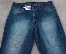 EDDIE DOMANI Jean Pants For Men W34 X L29. TAG NO. 290d