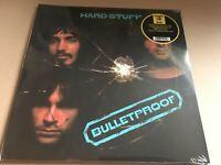 Hard Stuff Bulletproof Vinyl lp reissue MBLP1001