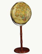 Replogle Commander II Floor Globe, Antique