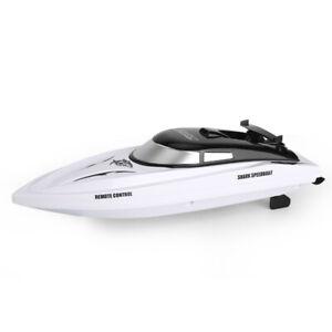 2.4GHz 15 KM/H High Speed RC Boot Ferngesteuertes Rennboot Speedboot Schiff Boat