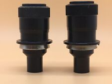 Two Watson Microscope Focusing Eyepieces - (#28)