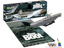 Revell 1:144 Das Boot Collector's Edition - 40th Anniversary U96 (Type VII C)