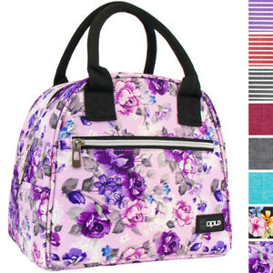 Lunch Bag Tote for Women Insulated Lunch Box Purse Work Office Picnic Work Girls