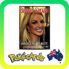 Britney Spears - Innocent Beauty (DVD, 2004) - FREE POSTAGE!