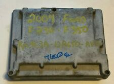 2004 Ford F250 F350 ecm ecu computer RM4C3A-12A650-AVG USED6.0 Powerstroke