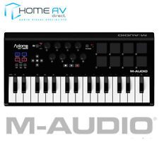 M-Audio Axiom AIR Mini 32 USB MIDI Music Drum Keyboard Controller Pad FREE P&P