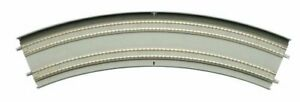 Tomix 1168 Double Curve Slab Track DC465•428-45-SL (N scale)