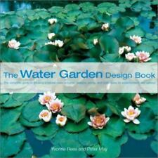 The Water Garden Design Book-ExLibrary