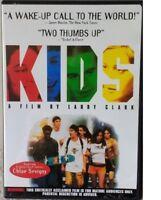 KIDS (DVD, 1995 / 2000) Chloe Sevigny, Larry Clark, Harmony Korine OOP RARE