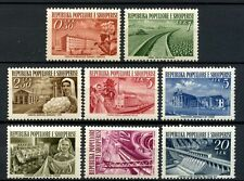 Albania 1953 SG#575-582 Industry MH Set #A30888