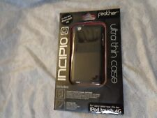 Incipio ipod touch 4G Feather Ultra Thin Case Black