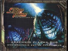 Starship Troopers The Miniatures Game Arachnid Plasma Bug Box Set MINT