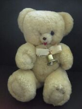 Rare Vintage 1960's Louis Vuitton Teddy Bear Authentic with Designer Label old
