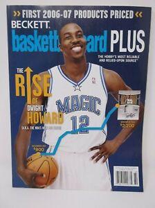 Beckett Basketball Card Monthly Nov/Dec 2006 Issue #21