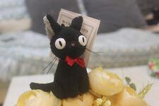 New KIKI'S Delivery Service JIJI Cat  Plush Keychain Gift 10CM